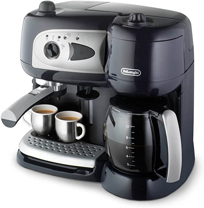 DeLonghi BCO 260.CD.1 Independiente Manual - Cafetera ...