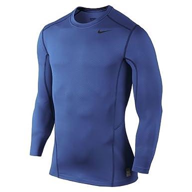 Nike Men's Pro Combat Hyperwarm Lite Fitted Shirt