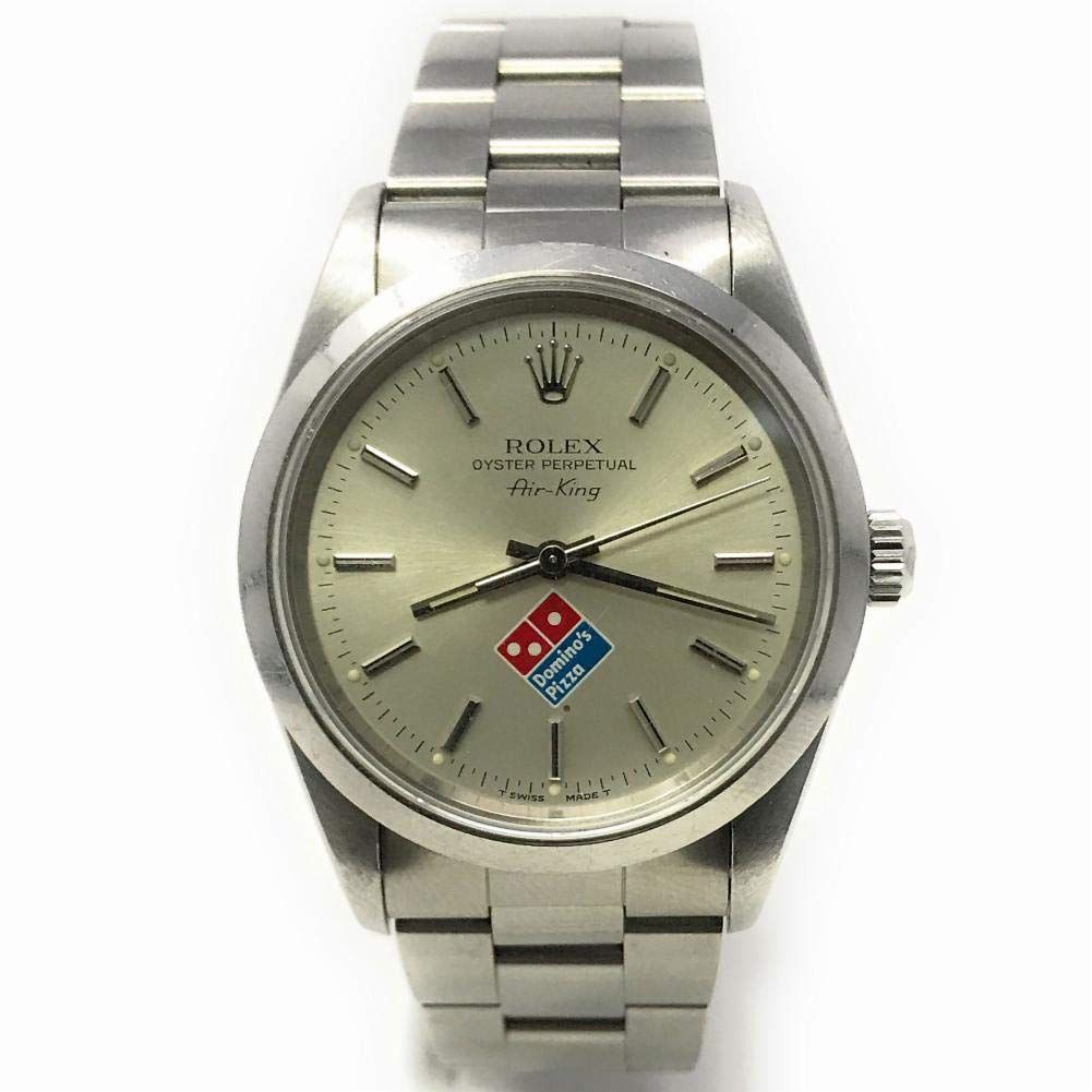 Rolex Air King Swiss Automatic Male Watch 14000 The Diagram Of A Below Shows Case In Detail Certified Pre Owned Watches