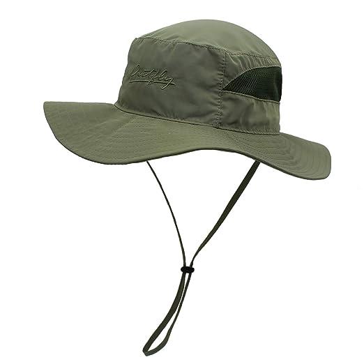 d88b62f4667 Boonie Sun Hat Fishing Hat for Men Women