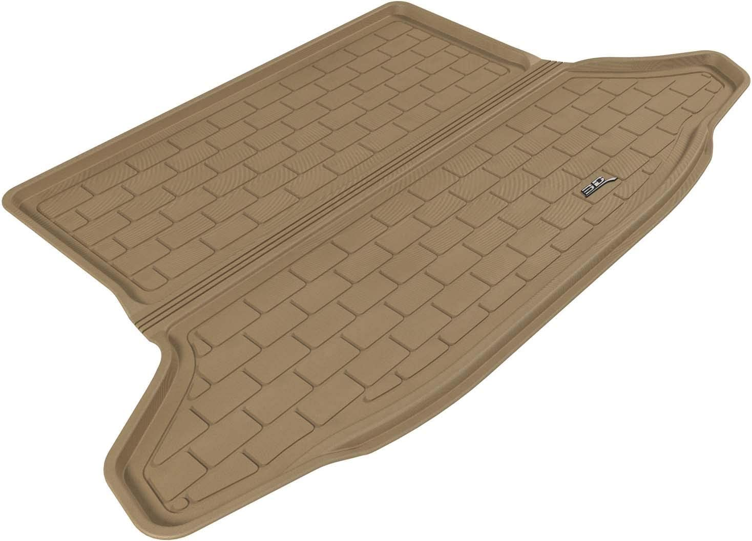 Gray Kagu Rubber 3D MAXpider Custom Fit All-Weather Cargo Liner for Select Lexus CT Hybrid Models