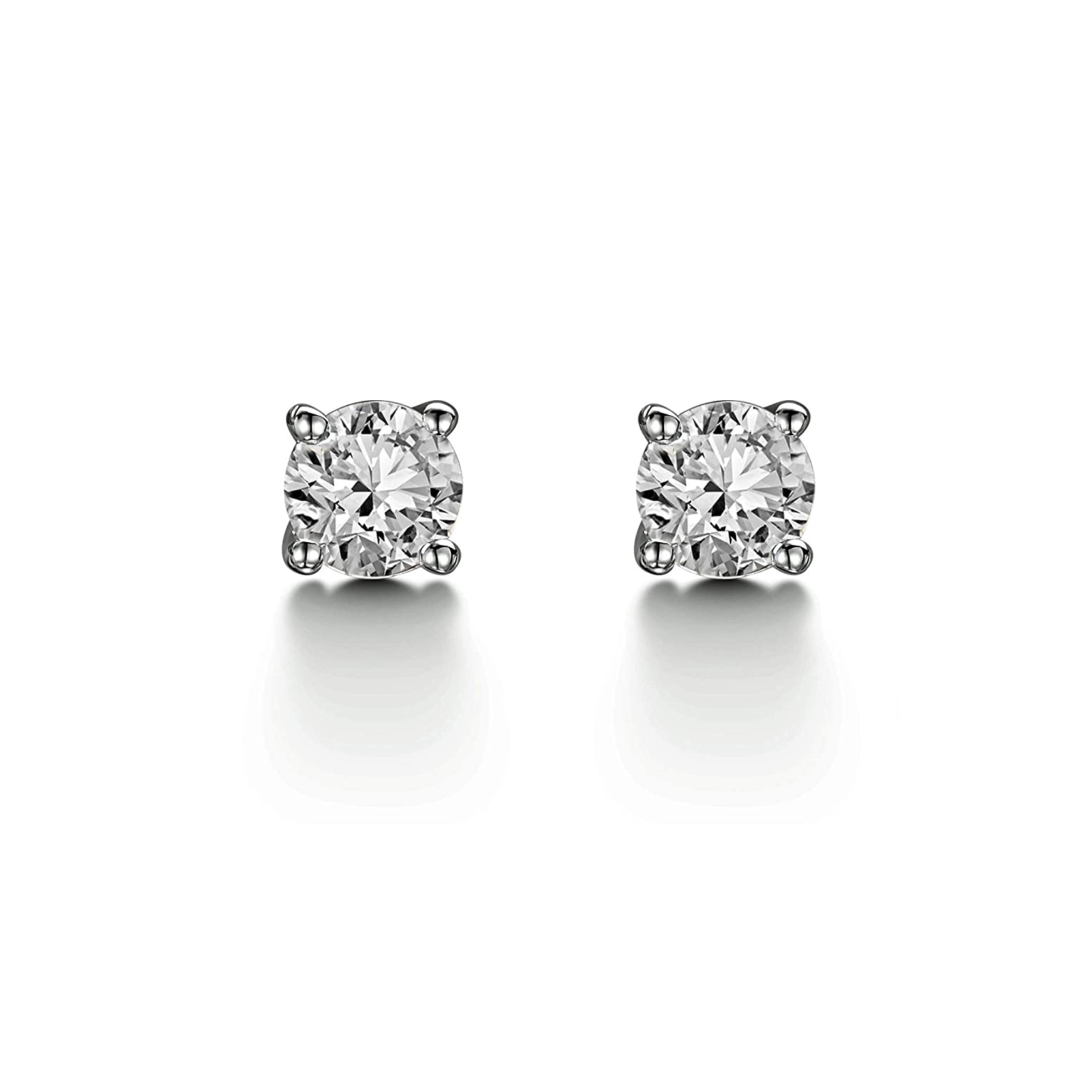 1 4 Carat Made in US IGI Certified Diamond Stud Earring For Women Lab Grown  Diamond Earrings 14K F-G Quality Earrings Gold White Real Diamond Stud  Earrings ... f212917ec