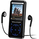 MP3 Player, 16GB MP3 Player with Bluetooth 4.0, Portable HiFi Lossless Sound MP3 Music Player with FM Radio Voice…