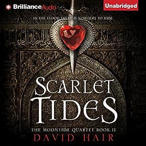 Scarlet Tides Audiobook
