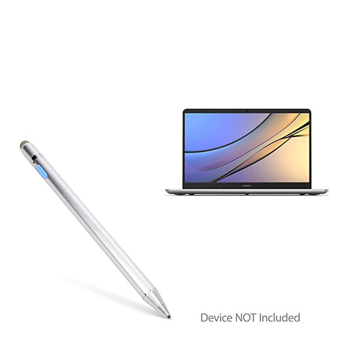 Amazon.com: BoxWave Huawei MateBook X Pro Stylus Pen, [AccuPoint Active Stylus] Electronic Stylus with Ultra Fine Tip for Huawei MateBook X Pro - Metallic ...