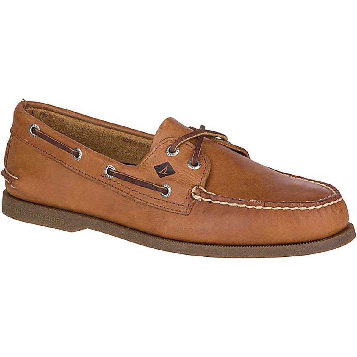 Sperry Top-Sider Men's A/O 2 Eye Boat Shoe,Sahara,10.5 M US