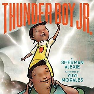 book cover of Thunder Boy Jr.