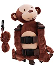 Baoblaze Cute Baby Safety Harness Backpack Toddler Anti-Lost Child Bag - Monkey, as Described