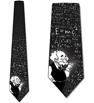 Corbata De Hombre Corbata,Corbatas De Ciencia Corbata De Albert ...