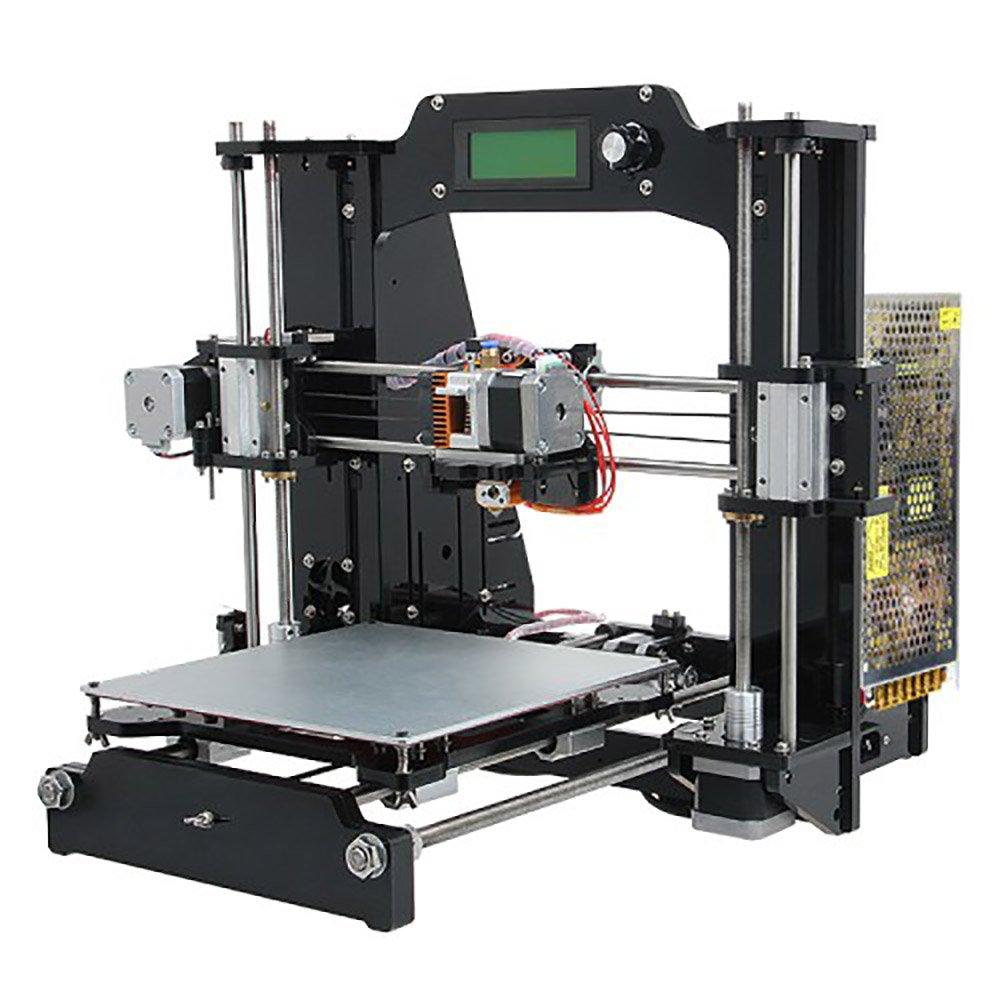 WER no montato-stampante 3d Fai Da Te 3d printer Kit completo para ...
