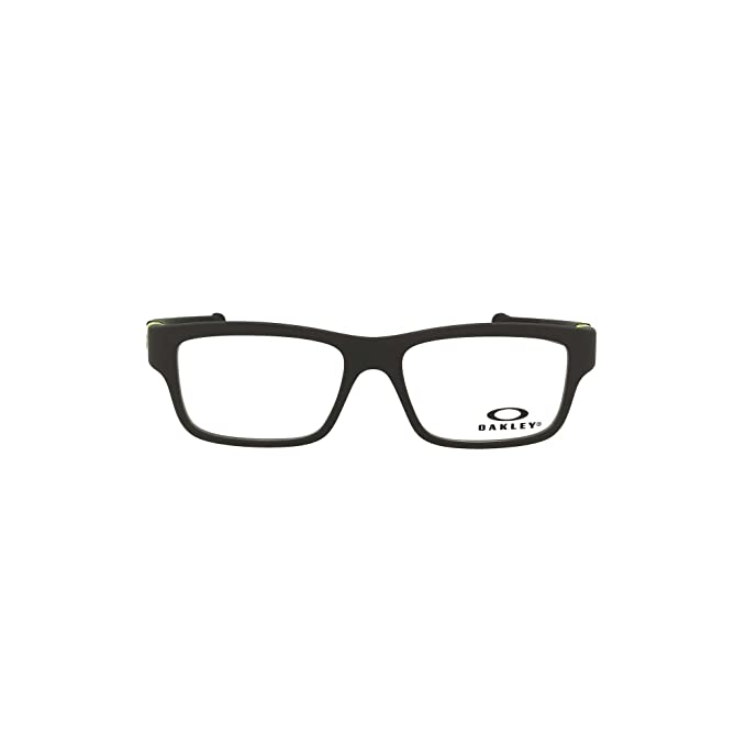 142d6a1177 Oakley Marshal, Monturas de Gafas para Hombre, Negro, 47: Amazon.es: Ropa y  accesorios