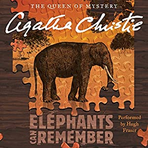 Elephants Can Remember Audiobook