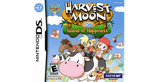 Amazon com: Harvest Moon: Island of Happiness: Video Games