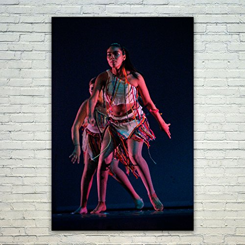 Westlake Art Ballet Dancing - Poster Print Wall Art - By Modern Picture Photography Home Decor Office Birthday Gift - Unframed 12x18 Inch (Pictures Of Jazz Dance Costumes)
