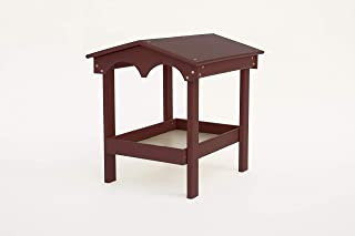 product image for DutchCrafters Amish Poly Covered Ground Feeder (Cherrywood)
