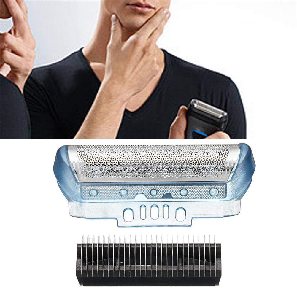 20B 20S Accessori per Testina 10B 20B 20S Mesh Adatta per Accessori per Testina di rasatura Marrone 10B smileyshy Testina di rasatura
