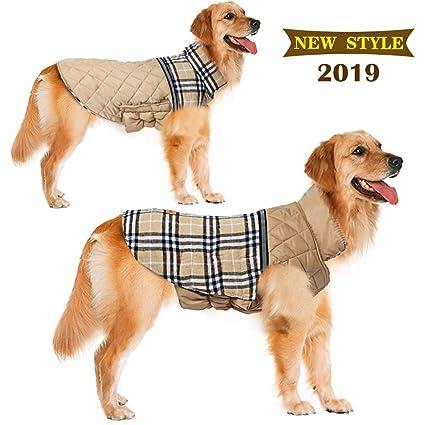 Amazoncom Fairyme Dog Jackets Dog Sweaters Winter Dog Clothes