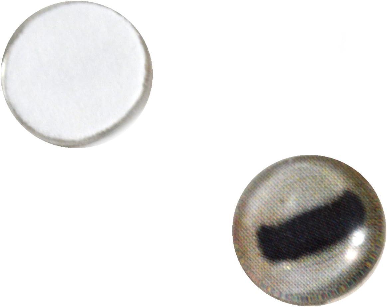 Par De Ojos De Vidrio Ideal Para Aguja Fieltro 184 ojos de taxidermia de animales