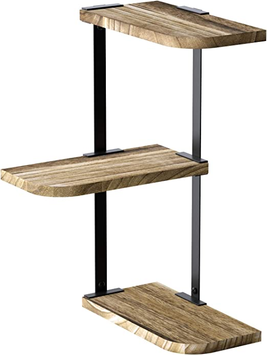 floating shelves bathroom amazon