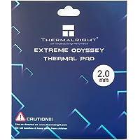 SnowBabe Thermalright Pad Termico 12,8 W/MK, 9,8 V, 120x120x2mm, Resistencia al Calor y Resistencia a Altas temperaturas…