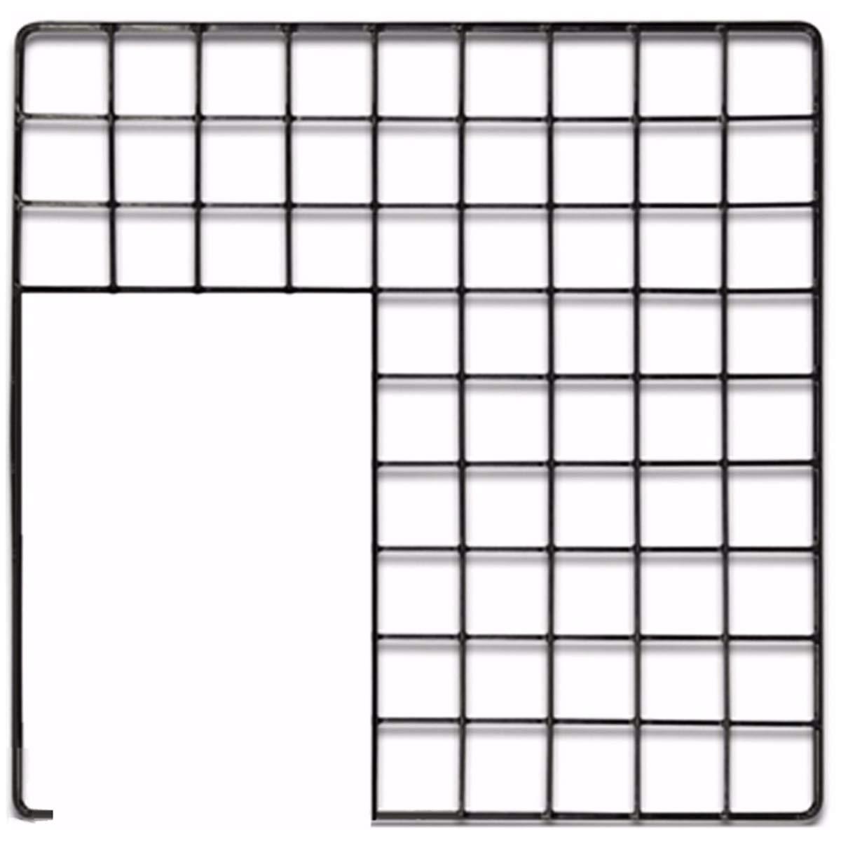 CagesCubes - Jaula CyC Deluxe (Base 2X4 + Loft 2x2 - Panel Negro ...