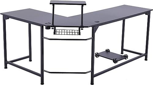 CO-Z L Shaped Computer Desk Review