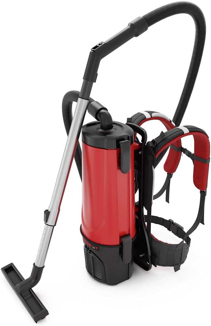 MENZER Aspirador de mochila/aspirador dorsal/aspirador industrial portátil VC 660 M con garantía de fabricante: Amazon.es: Bricolaje y herramientas