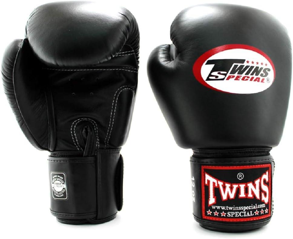 Venum Elite Boxing Gloves Black Gold Muay Thai MMA Sparring Kickboxing Training