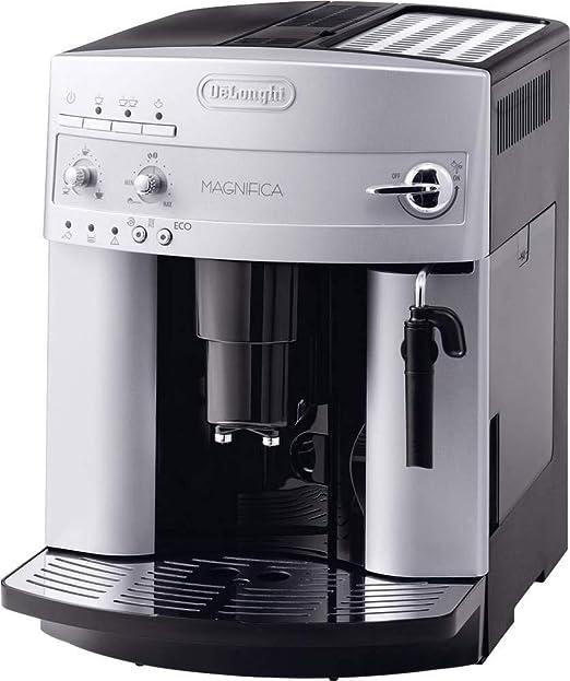 DeLonghi Esam.3200.S 0132212126_DE Cafetera automaticá Plata (Matt ...