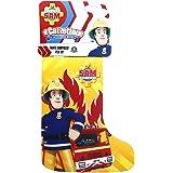 Giochi Preziosi GPZ18271 - Giochi Preziosi - Calzettone Sam il Pompiere, L'Originale Calza della Befana con sorprese