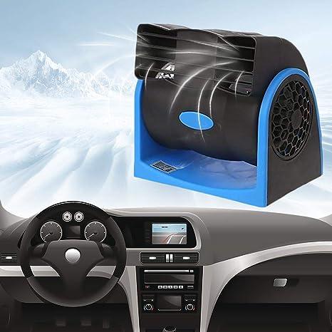 Amazon com: Car Fan, Frog Shape Electric Car Cooling Fan Not