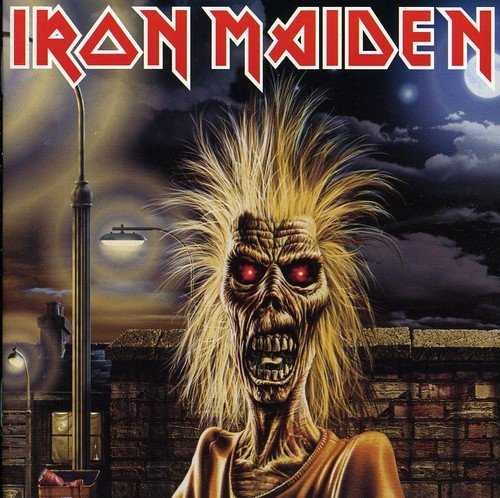 Iron Maiden (enhanced) (eng) ()