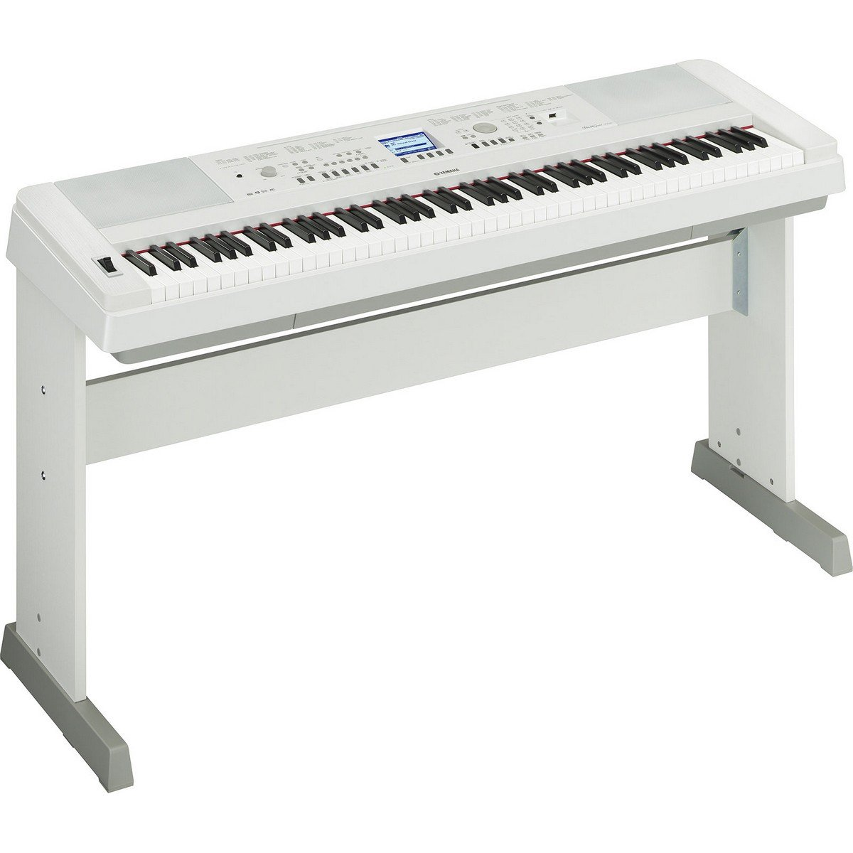 Yamaha DGX650WH Digital Piano by YAMAHA