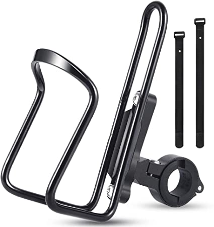 Aluminum Alloy Bike Bicycle Drink Water Bottle Rack Cages Holder Brackets Tools