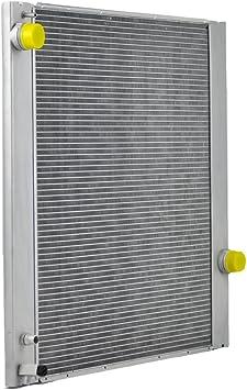Radiator Nissens 64314 PCC000850
