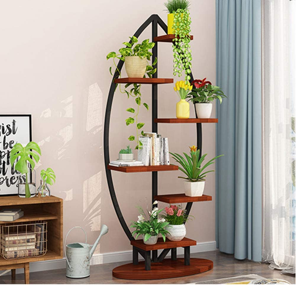 Iron Plant Stand Plant Stand Mid-Century Arrow Home Decor Garden Garden Decor Stand For Her Christmas Gift