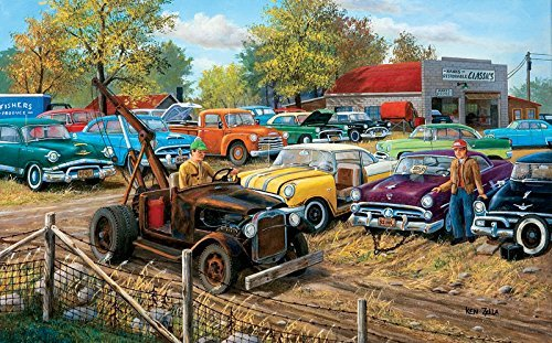 (SunsOut Sold As is 300 pc Jigsaw Puzzle)