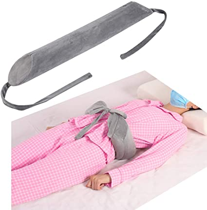 Amazon Com Lumbar Roll Sleeping Pillow For Bed Lumbar Support