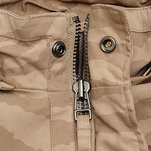 Outfitters Gregory Giacca Outfitters Boscimani Boscimani Beige dnqCxvBW