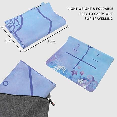 Amazon.com: wwww - Esterilla de yoga de viaje ...