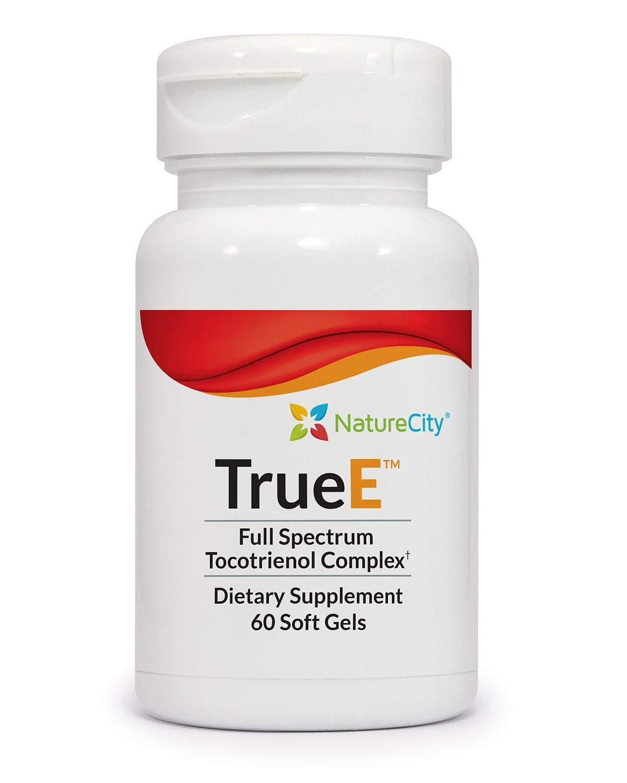 TrueEFull Spectrum Tocotrienol Complex-Helps Boost & Maintain Cardiovascular Health - 60 Soft Gels