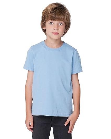 American Apparel 2105 Toddler S Fine Jersey Short Sleeve T Shirt