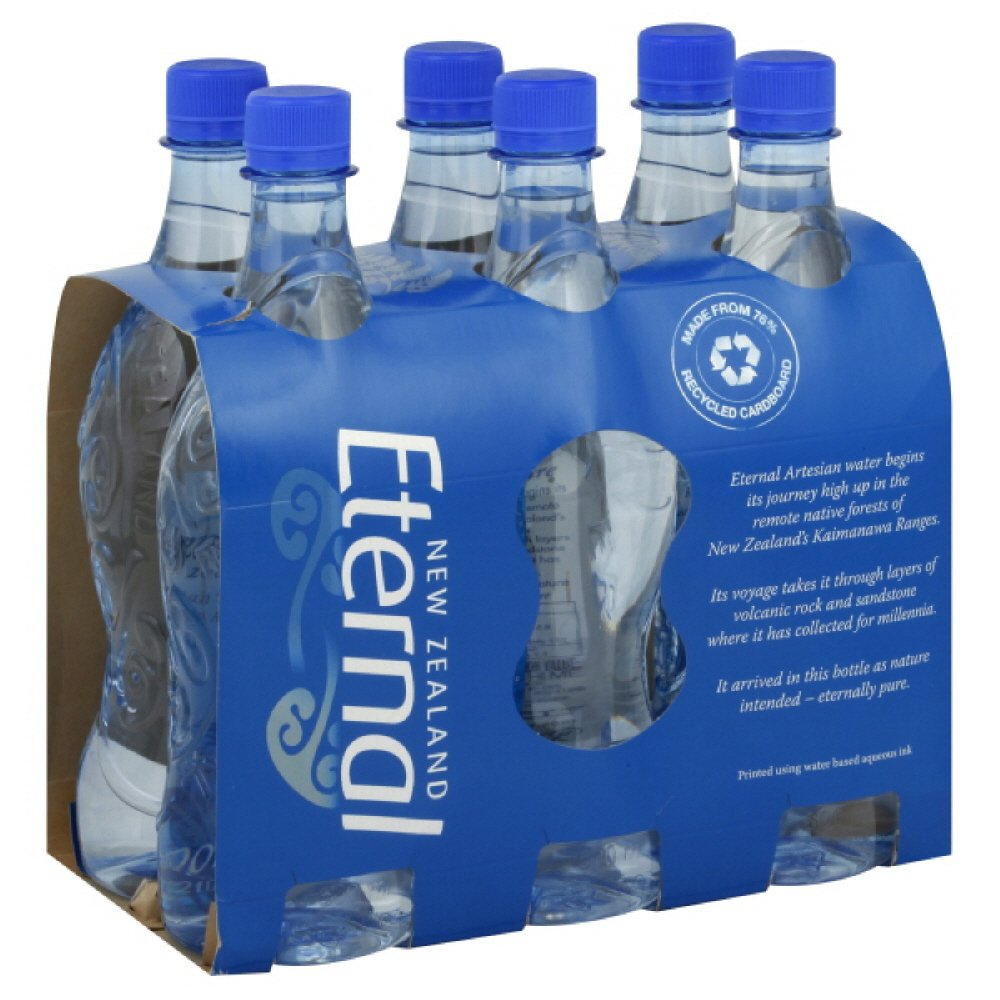 Amazon eternal artesian water 6 per pack 2029 ounce pack amazon eternal artesian water 6 per pack 2029 ounce pack of 4 bottled drinking water grocery gourmet food sciox Gallery