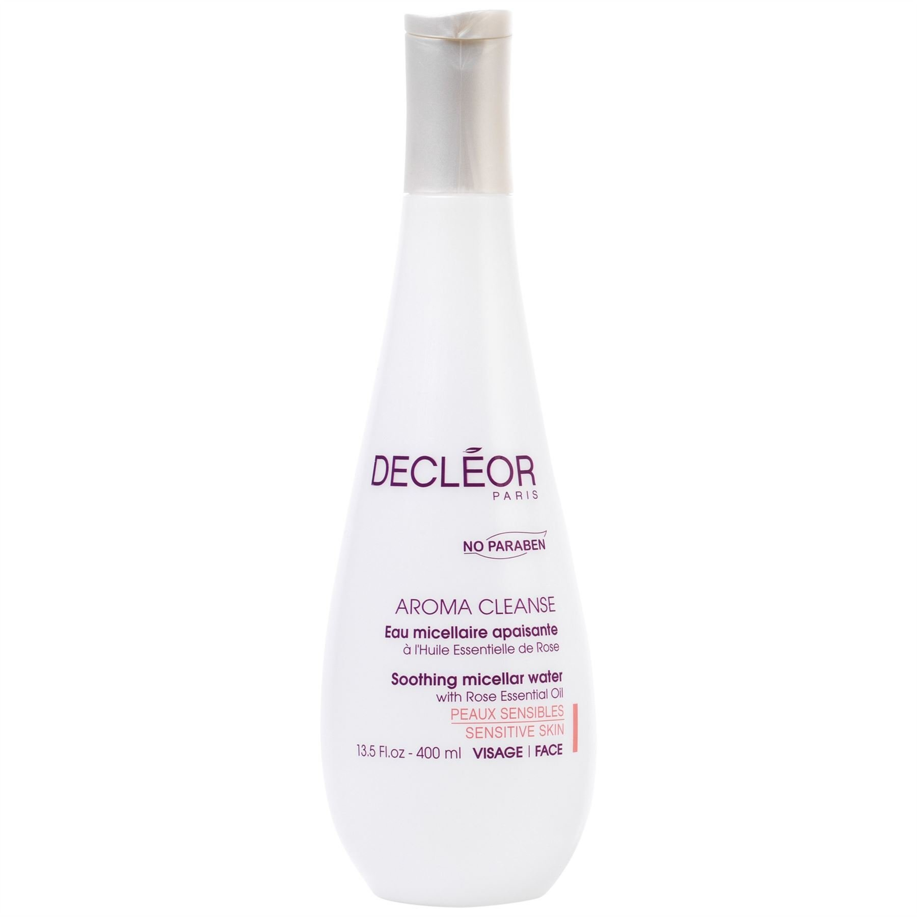 Decléor Soothing Micellar Water 400ml (PACK OF 4)