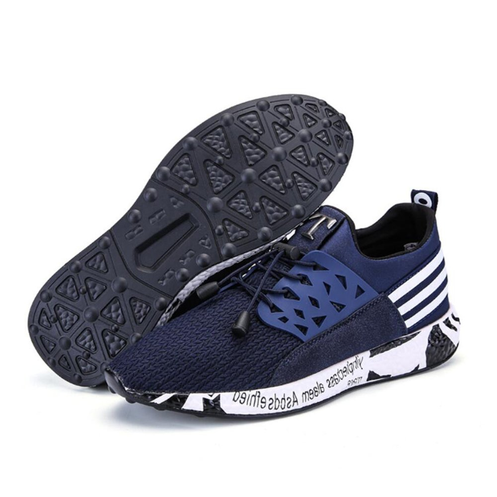 XUE Senderismo Zapatos de Senderismo XUE para Hombre Zapatillas Bajas Zapatillas de Running Comfort Zapatos de Gimnasia Transpirables Ligeros Zapatos de Marcha Informal Zapatos de Cordones de Viaje ad3423
