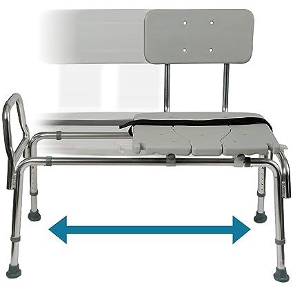 Amazon.com: Banco de transferencia para bañera y silla de ...