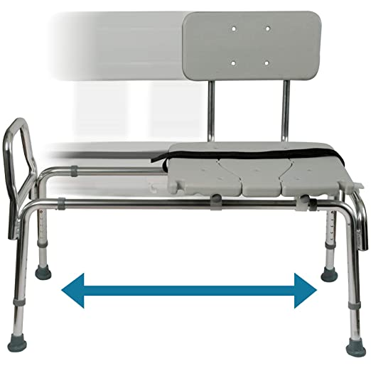 Best Shower Chair: Duro-Med Tub Transfer Bench