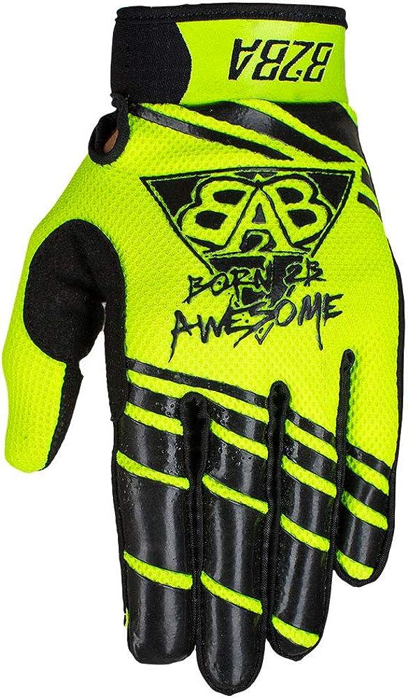 antid/érapants et respirants Jaune fluo 2020 Noir B2BA Clothing Racewear Gants l/égers pour VTT VTT enduro quad cross S/échage rapide descente freeride DH MX motocross BMX