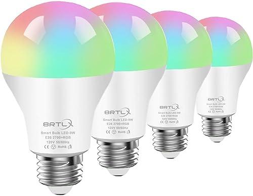BRTLX Smart Light Bulb