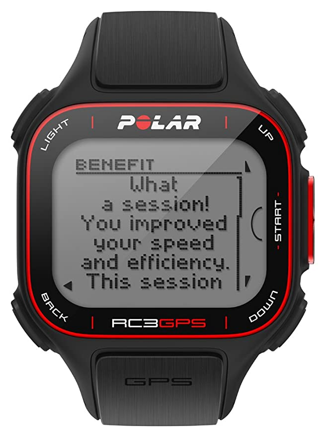 Amazon.com: Polar RC3 GPS Reloj: Sports & Outdoors